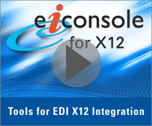 EDI X12 Tools Technical Demo